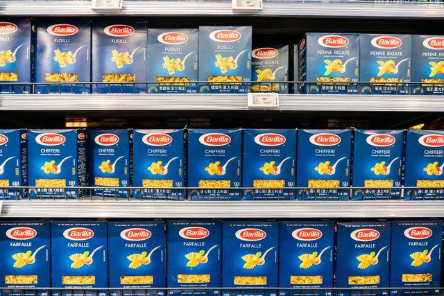 italian family owned food company barilla pasta products