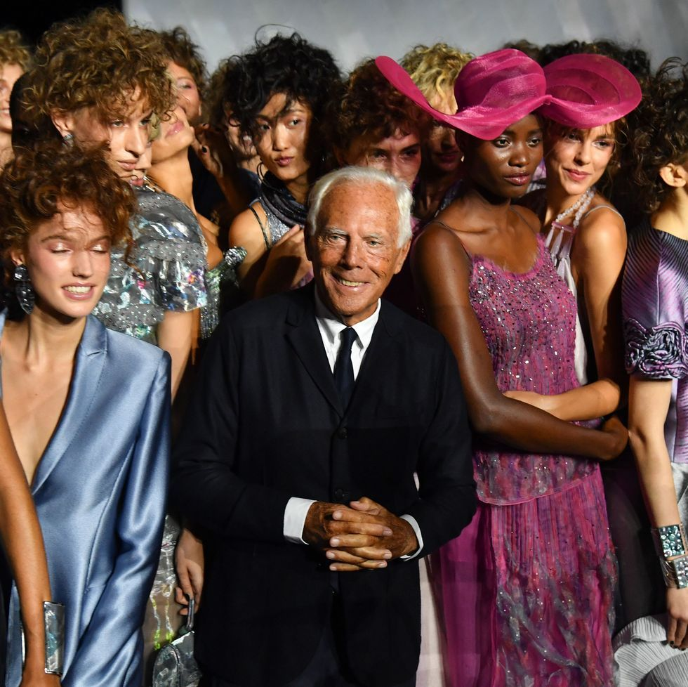 Armani to hold MFW show behind closed doors amid Coronavirus threat in Italy