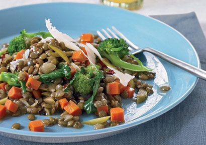 Italian Lentil and Broccoli Stew
