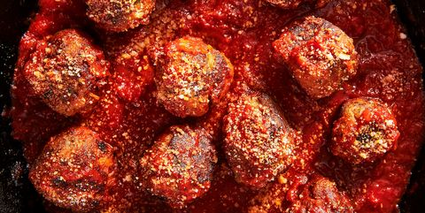 Italian Meatballs - Delish.com