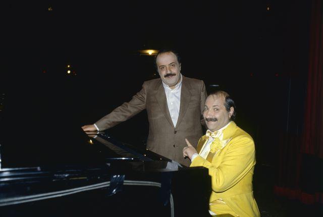 franco bracardi pianista del maurizio costanzo show