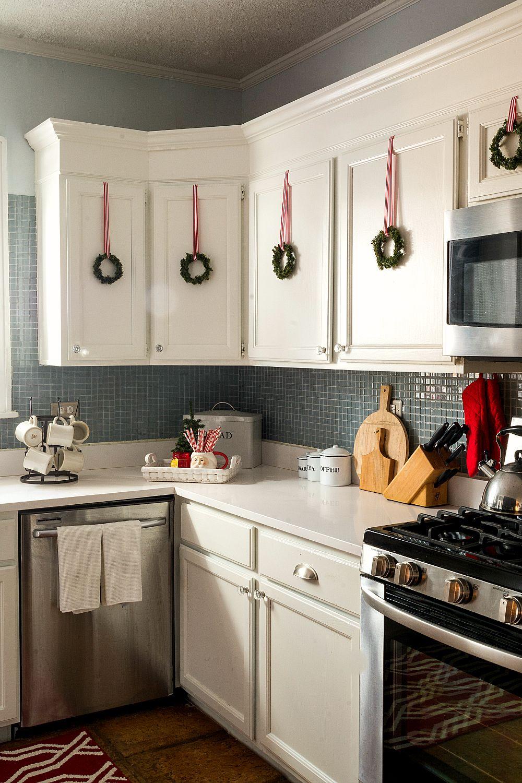 Kitchen   Christmas Decoration Ideas