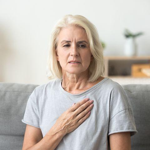 乳房發癢的原因:這是藥物的副作用