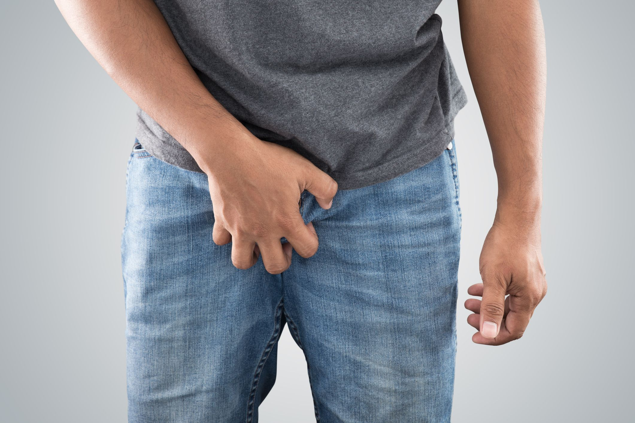 Itchy penis? It's not always an STI