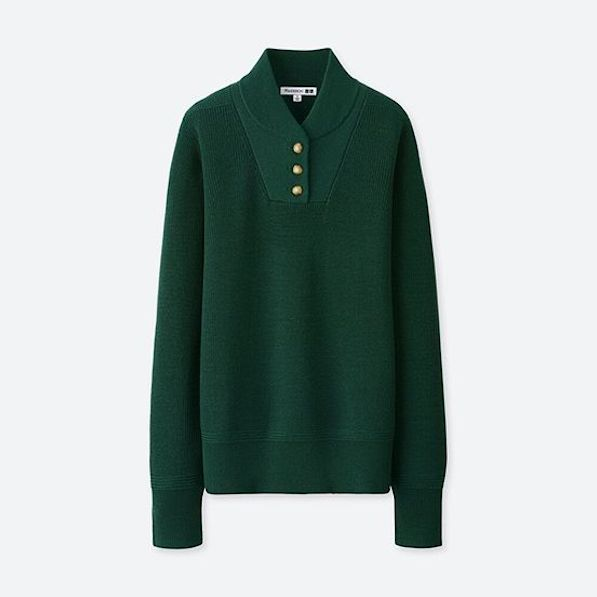 J.W. Anderson and Uniqlo Collaboration - Preppy and Plaid Fall Style