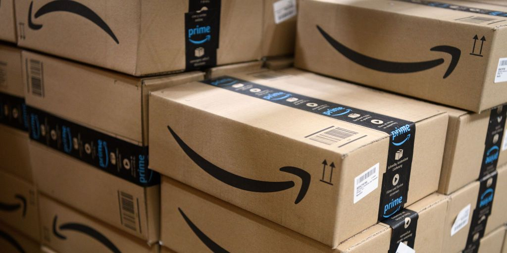 Amazon Prepares For Black Friday Sale