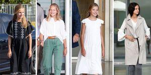 Leonor, Irene, Sofía y Victoria Federica, cuatro 'it girls' en la familia del Rey