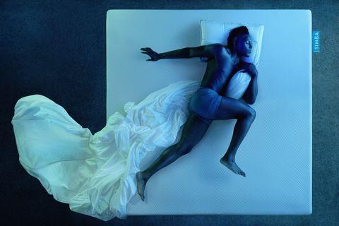 Blue, Footwear, Leg, Photography, Ballet tutu, Shoe,