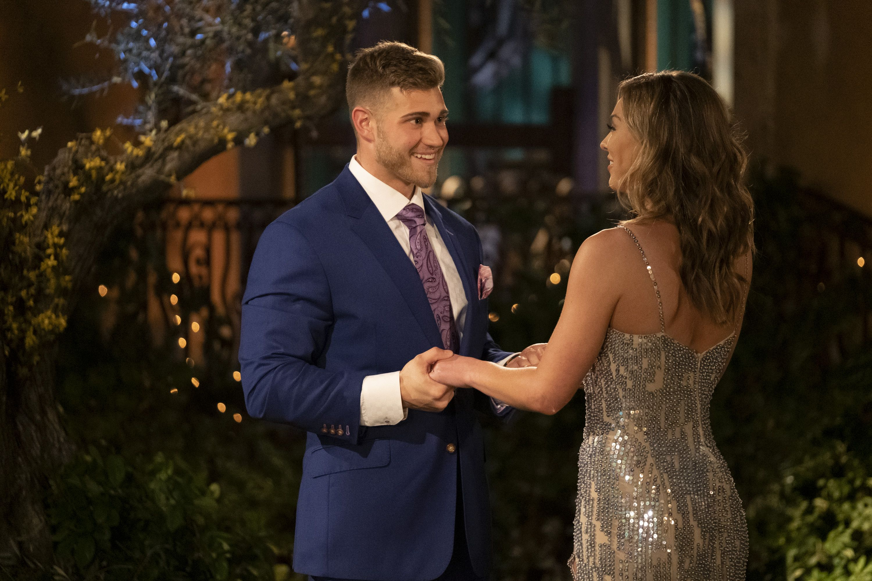 Luke P. From The Bachelorette Just Demonstrated the Worst Possible Way to Handle Rejection