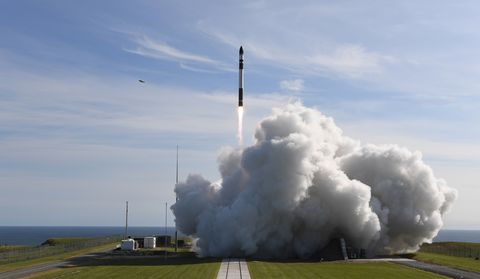 rocket lab business time launch