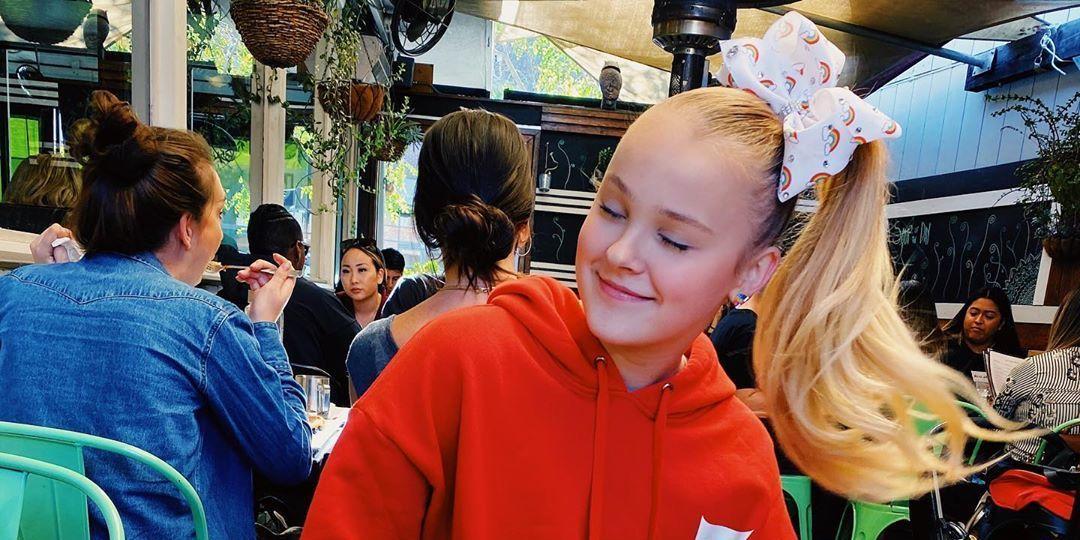 Jojo Siwa Without Ponytail Pics Jojo Siwa S Real Hair