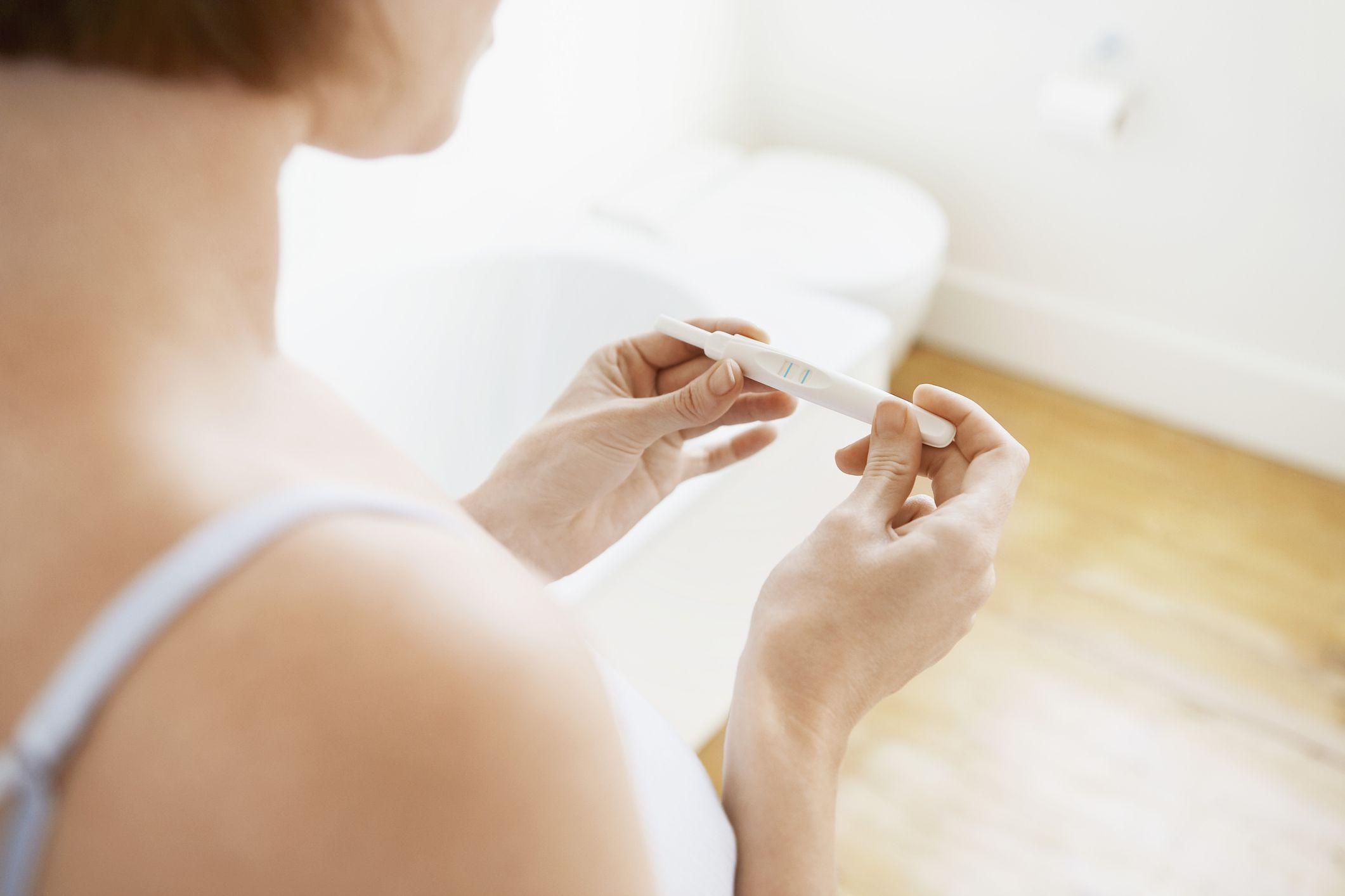 IUD fertility changes