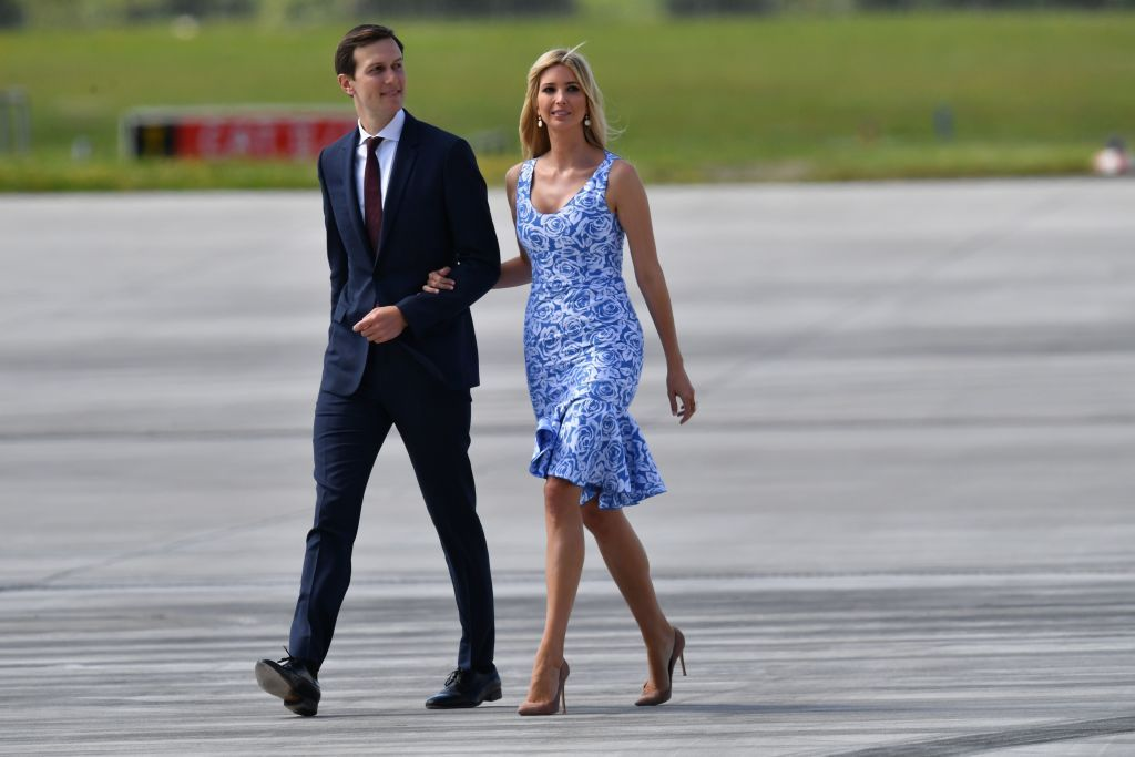 ​Ivanka Trump Jared Kushner G20 summit Germany