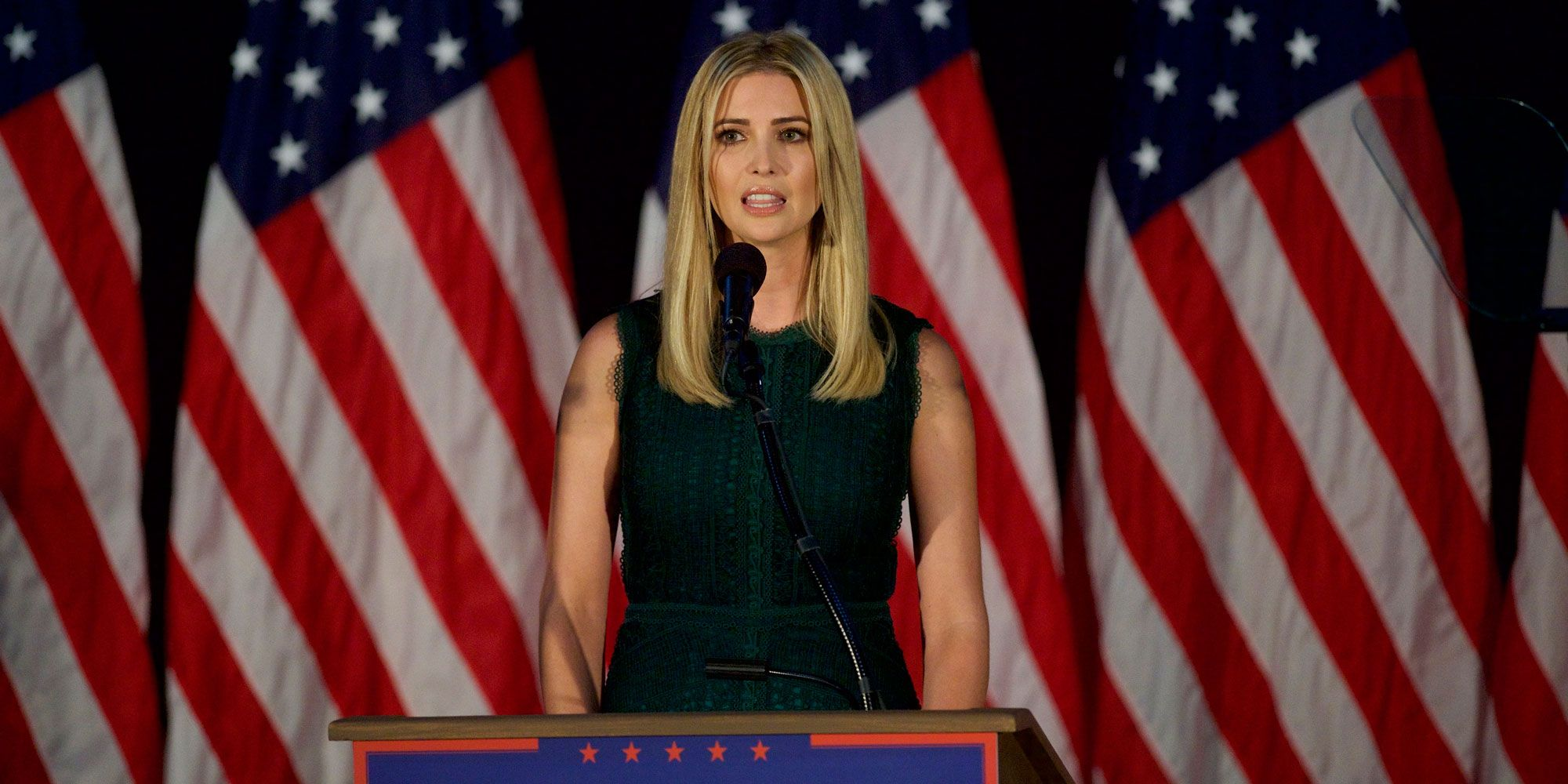 Ivanka Trump on Her Father's New Child Care and Maternity Leave Policy