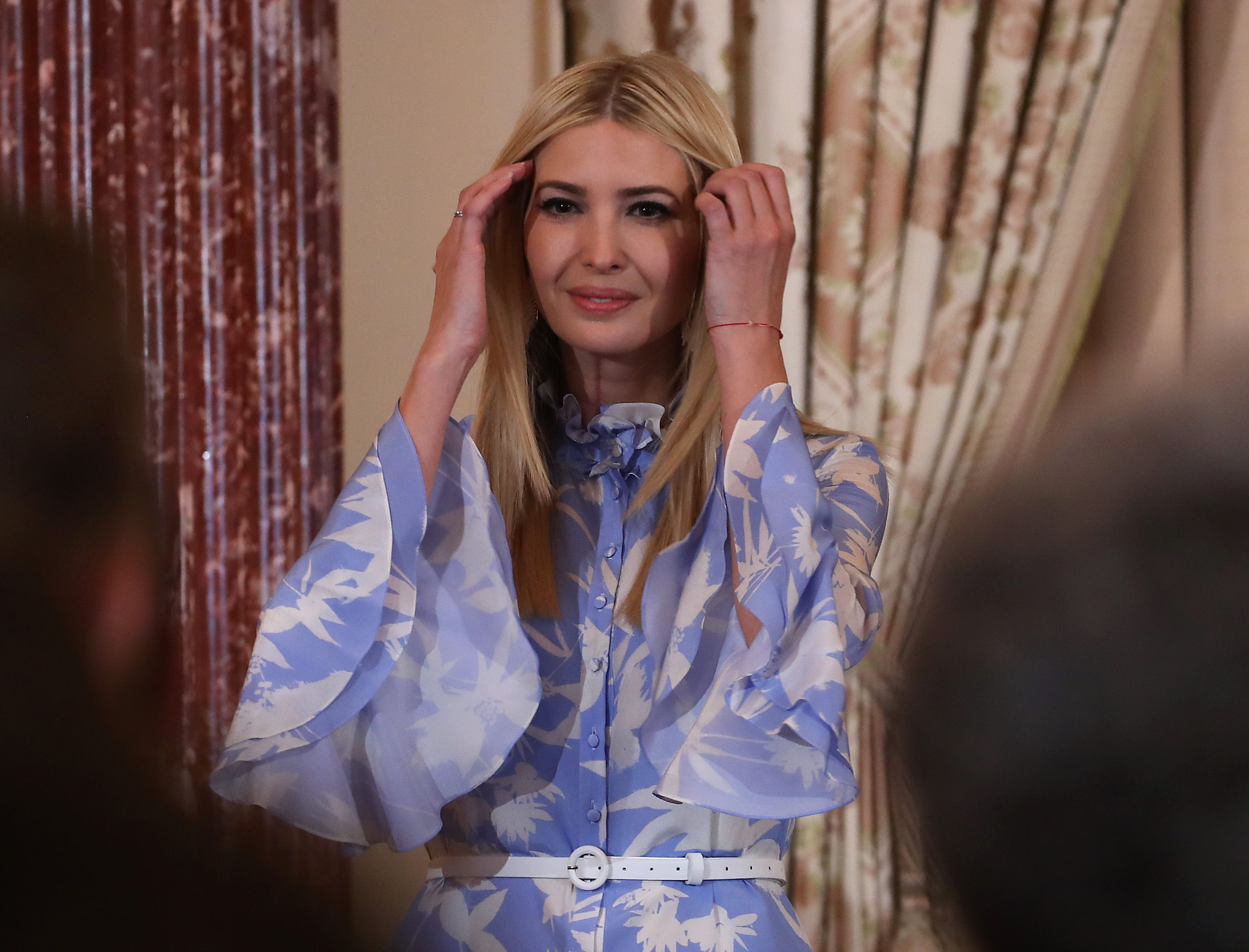 "Ivanka Trump Said She Got Her ""Moral Compass"" From Her Dad"