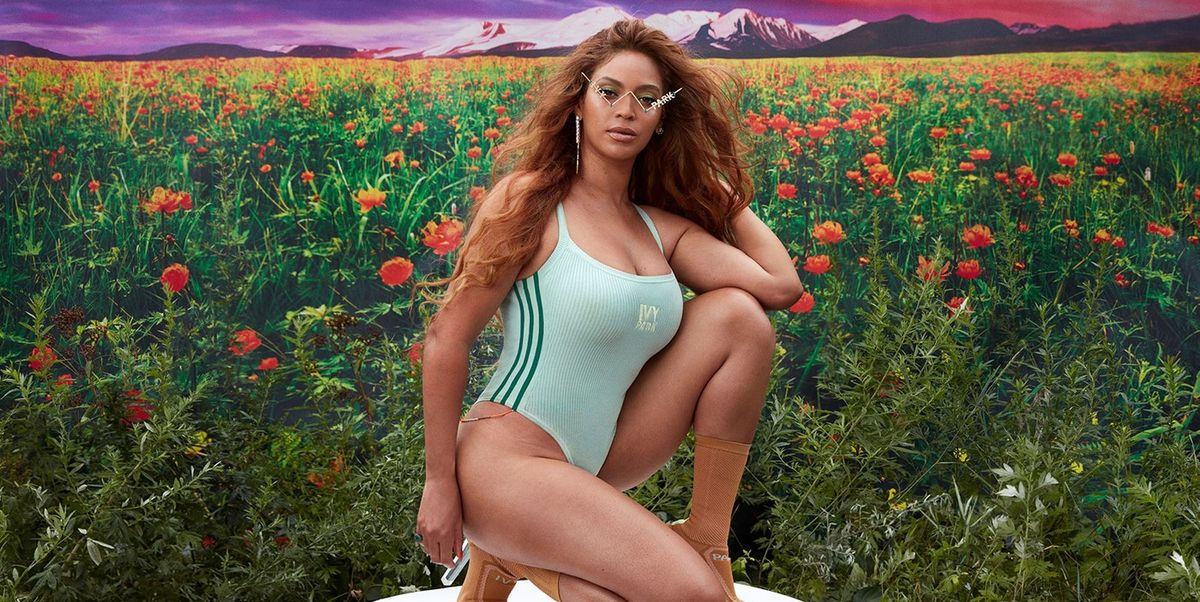 What Beyoncé's Second Ivy Park Drop Means For the Future of Athleisure