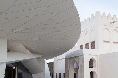 Museo Nazionale del Qatar di Jean Nouvel (2019)