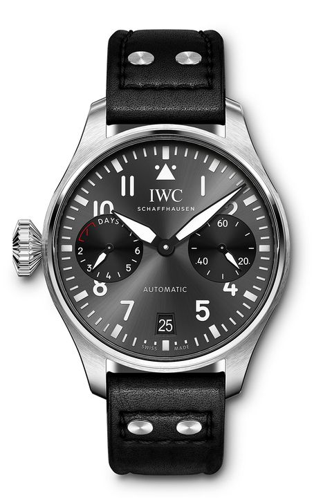 IWC Big Pilots Watch Left-Handed