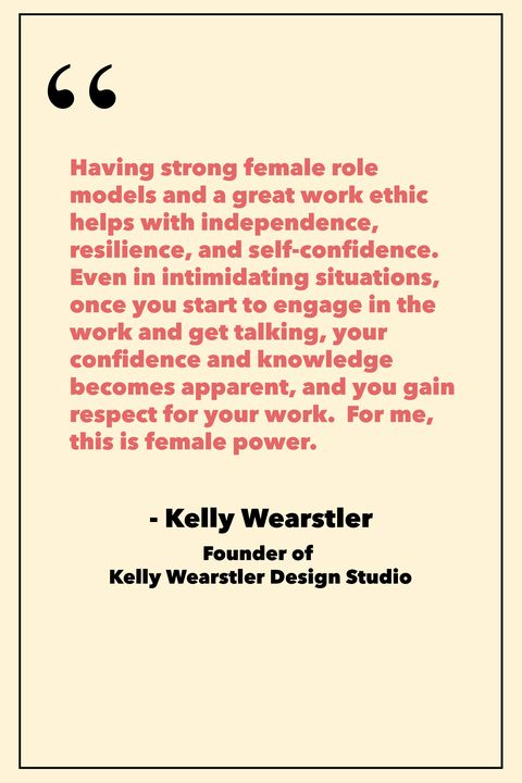 top female designers advice
