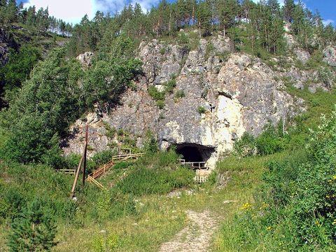 denisovan cave