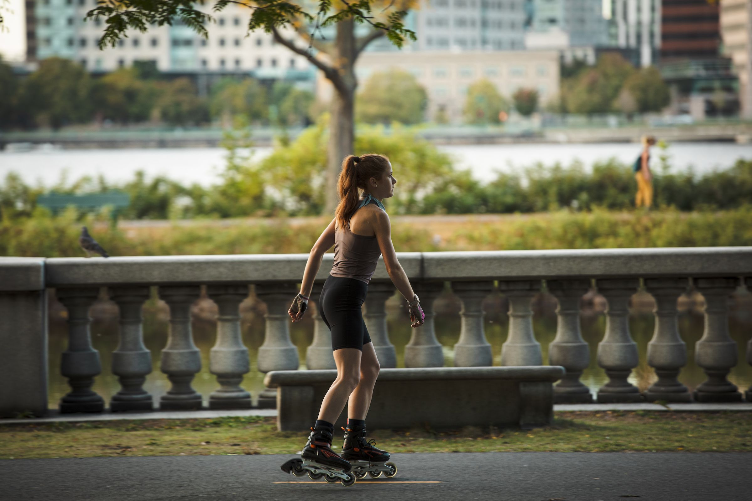 Can Roller Skating or Rollerblading Benefit Runners?