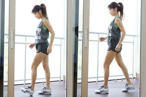 走路就能瘦身,每天8000步幫助瘦腿與瘦小腹
