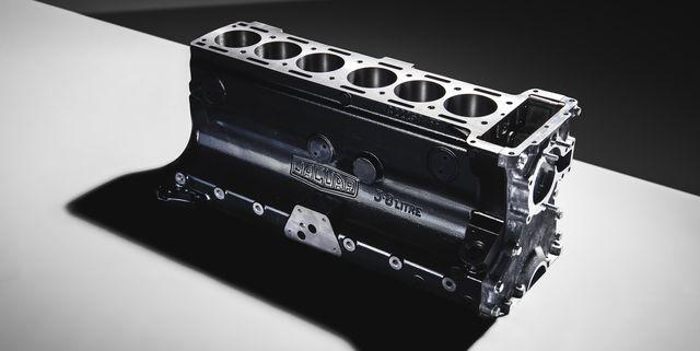 jaguar xk engine block
