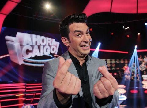 Arturo Valls regresa hoy a 'Ahora Caigo'