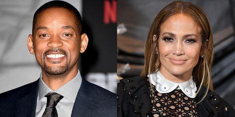 Jennifer Lopez and Will Smith
