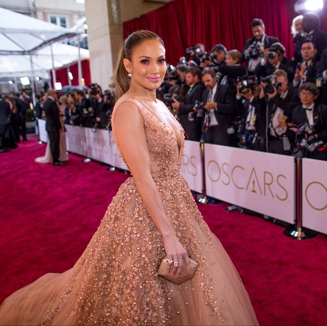 hollywood, ca   february 22  actress jennifer lopez attends the 87th annual academy awards at hollywood  highland center on february 22, 2015 in hollywood, california  photo by christopher polkgetty images