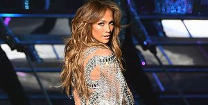 Jennifer Lopez entrenamiento glúteos