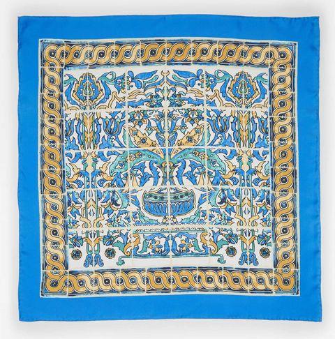 j mcLaughlin capsule collection scarf veranda