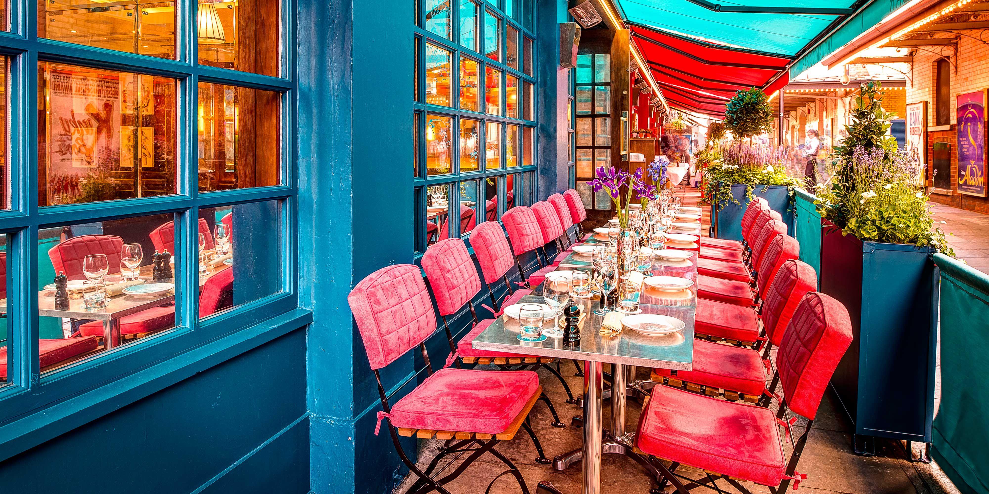 London's best summer terraces