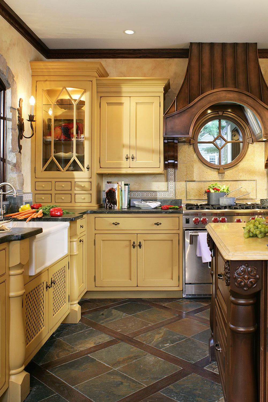 Superieur Yellow Kitchens