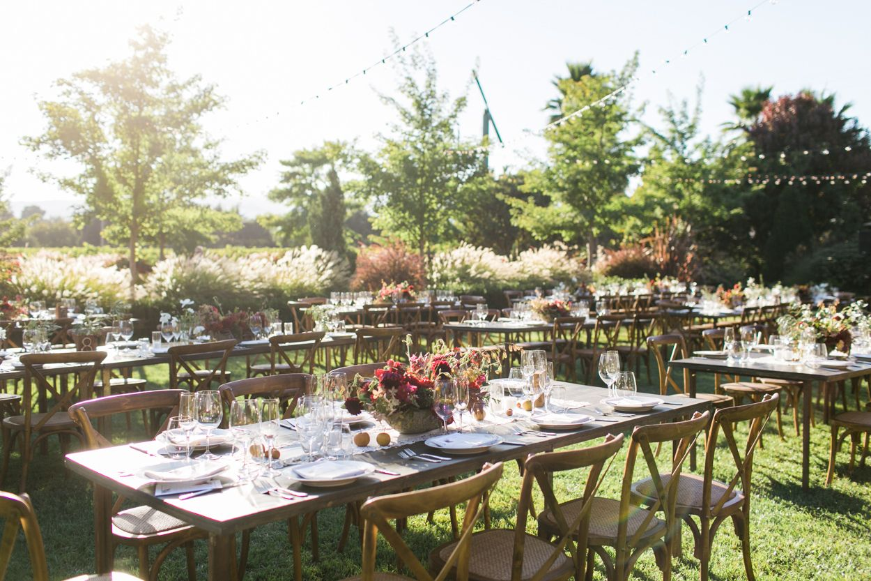 What to Know When Planning a Napa Valley Wedding
