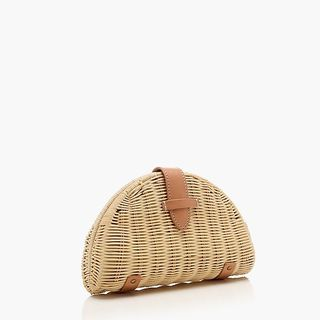 7981f4dcc Meghan Markle and Pippa Middleton Wear The Same Wicker J.Crew Clutch