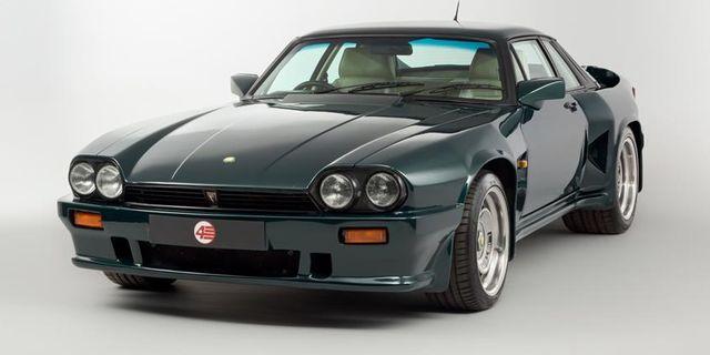 lister jaguar for sale