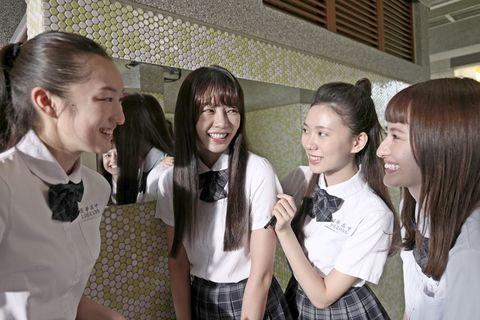 【專訪】與《哈囉少女》一同回顧青春、檢視成長!王渝屏、林輝瑝的5則校園生存之道不藏私