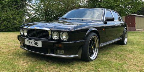 1993 Twin Supercharged V 12 Lister Jaguar For Sale On Ebay Motors