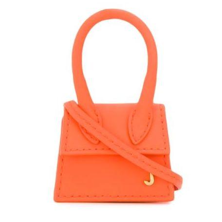 Bag, Handbag, Orange, Red, Yellow, Fashion accessory, Shoulder bag, Leather, Material property, Tote bag,