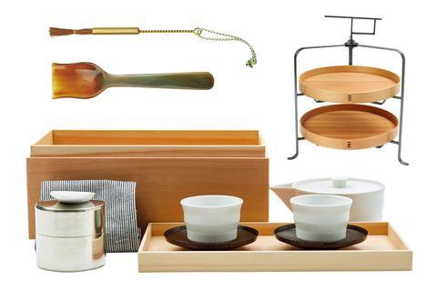 日本茶の最新アイテムたち