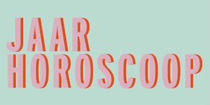 Jaarhoroscoop ELLE 2019