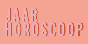 Jaarhoroscoop 2020