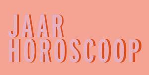 Logo van ELLE's jaarhoroscoop