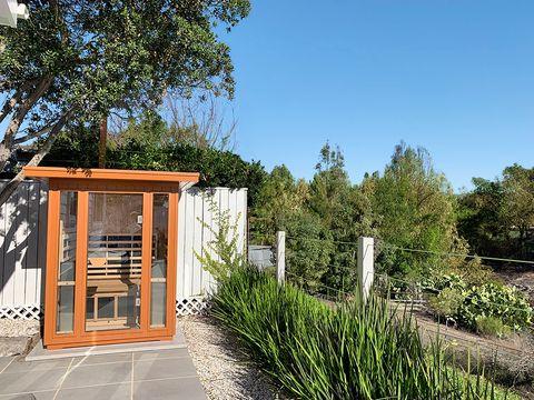 jacuzzi infrared sauna for backyard