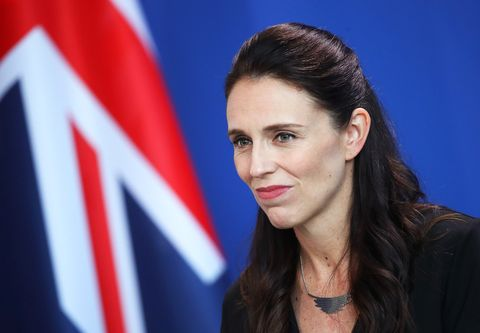 Jacinda Ardern Prime Minister Of New Zealand On Being A Working