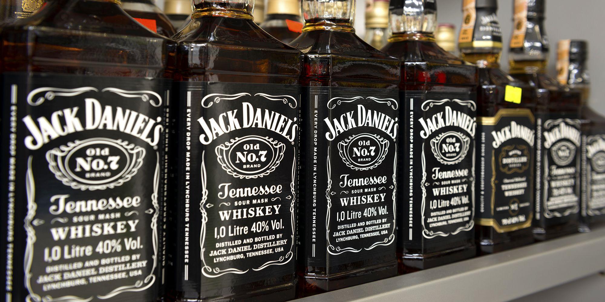 Jack Daniels Advent Calendar.The Maker Of Jack Daniels Is Mad About Trump S Tariff