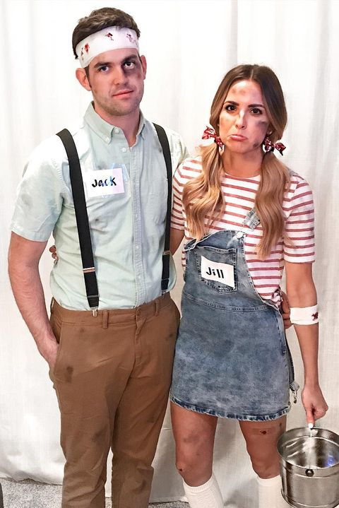 25 Easy Halloween Costumes For Couples Diy Couple Costume Ideas For Halloween