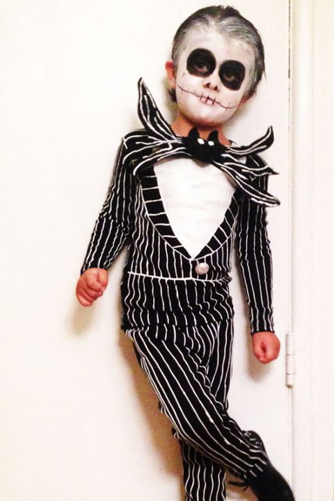 jack and sally costumes jack diy - Nightmare Before Christmas Halloween Costume