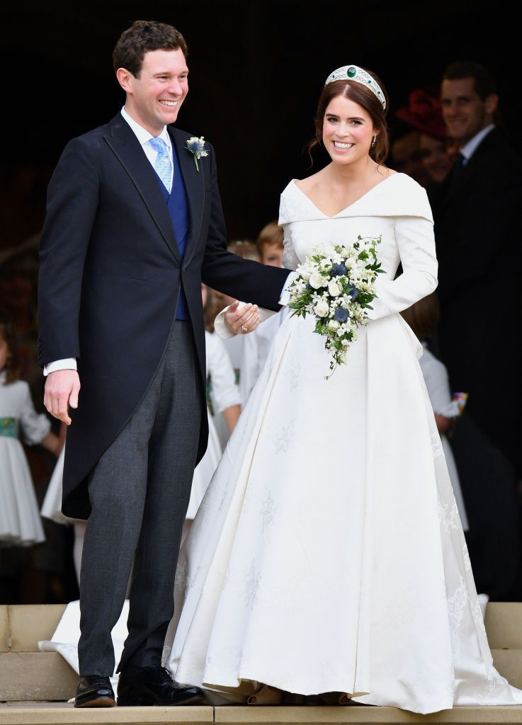 Princess Eugenie shares her wedding video